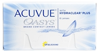 Acuvue Oasys 6 Lenses